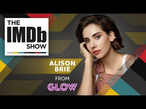 """Alison Brie on the Real-Life Inspirations of """"GLOW"""" 