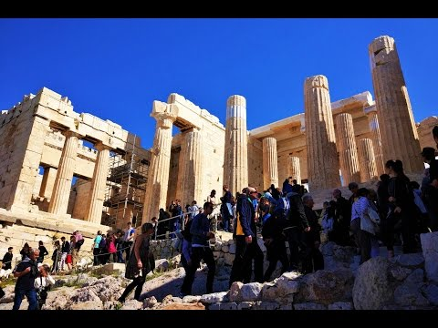 360 VR Tour | Athens | Acropolis of Athens | Propylaea | Air panoramas | VR Walk | No comments tour