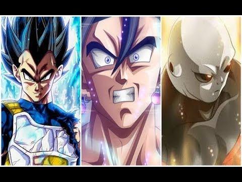 12 Personajes que Pueden llegar al Ultra Instinto - Dragon Ball Super