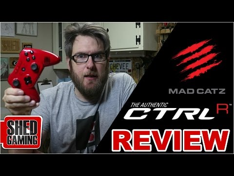 Mad Catz C.T.R.L.R. Review