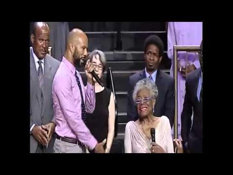Dr. Maya Angelou Gives Commemorative Poem -  2010 National Urban League Conference