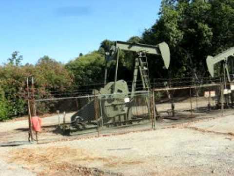 """Sansinena oilfield Site #4 """"Upper Sansinena"""""""