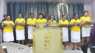 Aniversário do grupo: Adoradores de Cristo - Conv. Com. Semente de Abraão