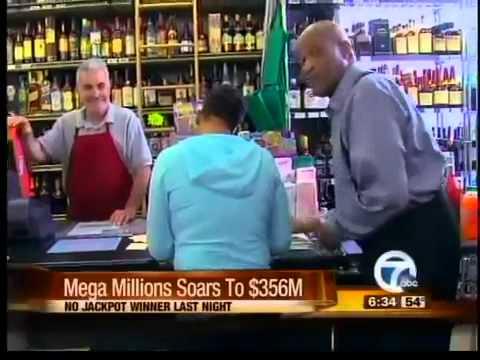 Mega Millions Estimated At $356 Million