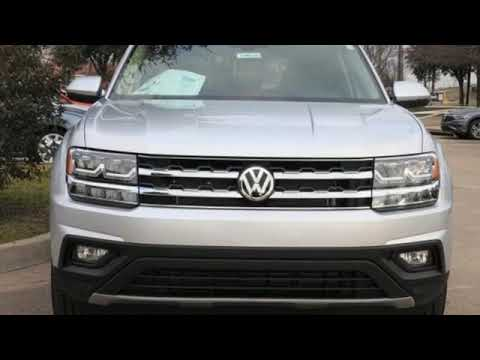 New 2019 Volkswagen Atlas Dallas TX Garland, TX #V190334