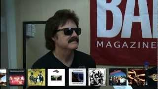 Tommy Johnston of The Doobie Brothers interview with Kenny Wardell of BAM 8/6/12