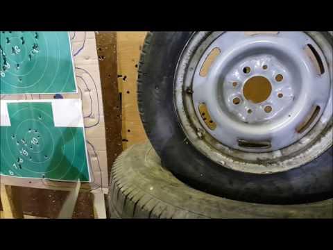 Grand Power Т12 & Темп-1 vs колёс,битва...