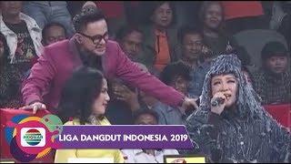 Melly Goeslaw Belajar Cengkok Dangdut Sama Rita Sugiarto | Lida 2019