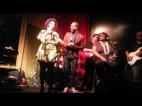 Razão em Ter - Vanessa Jackson feat Marcio Costta  on Bar Brahma