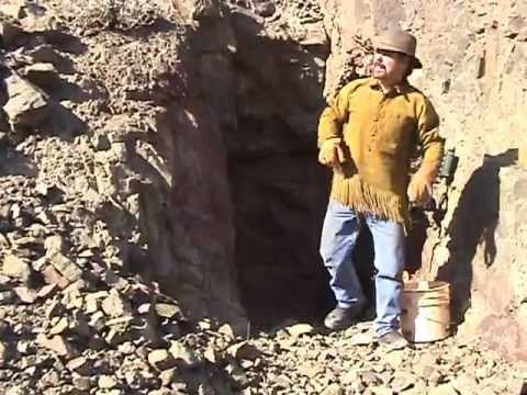 WHERE TO FIND GOLD !!!  In Quartz Granite ( Monzonite )