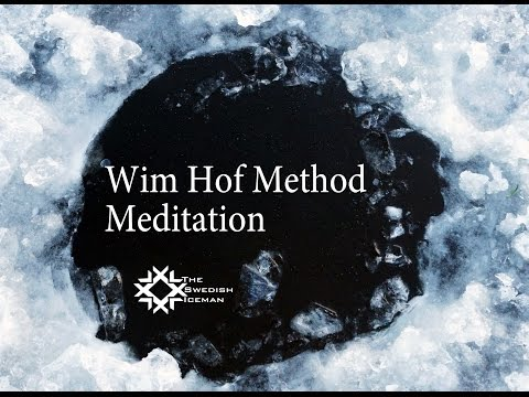 Wim Hof Method Visualization and Meditation