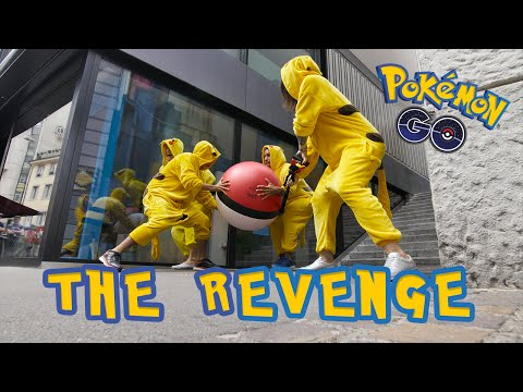 THE REVENGE Pokémon Go – PRANK! (original) via Fadeout for Basel Tourismus