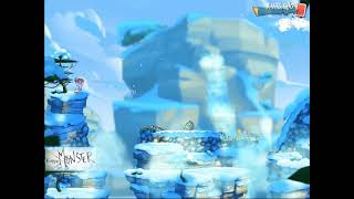 Angry Birds 2 Level 608 3 Star Walkthrough Gameplay