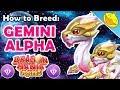 How to Breed the GEMINI ALPHA DRAGON! 3 BEST Breeding Combination! - Dragon Mania Legends