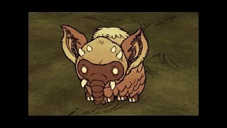 Killing a koalaphant!!! Cormac fails at Don't Starve Together with Bertie and Conor part 5.