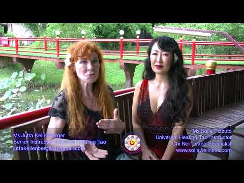 Sexual Energy-Women's Taoist Practice, Solla Pizzuto & Jutta Kellenberger