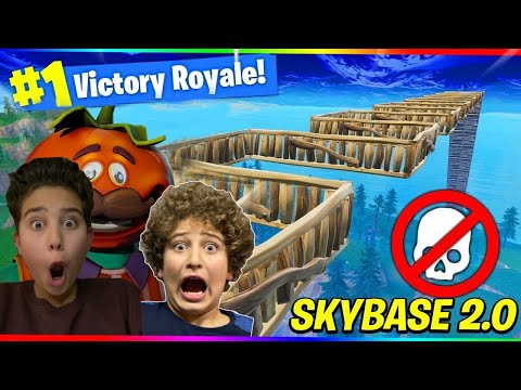 DIE SKY BASE ONLY GRANATEN CHALLENGE !!FORTNITE BATTLE ROYALE