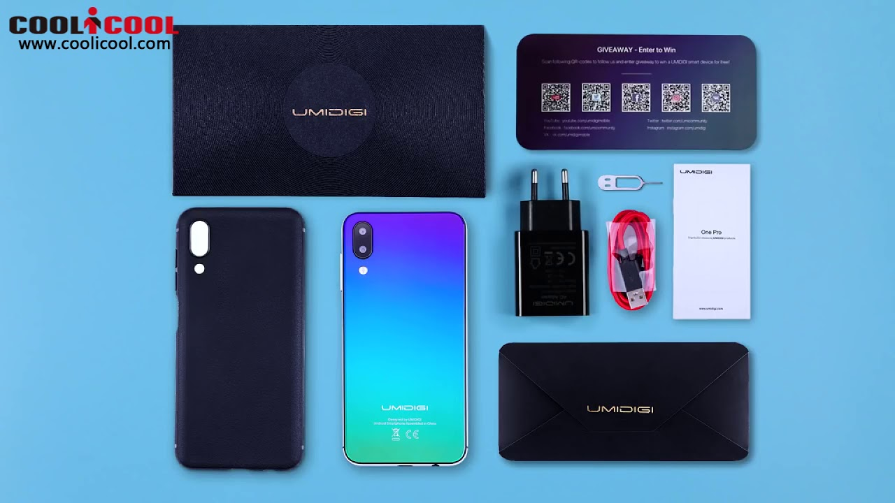 UMIDIGI One/One Pro exclusive open sale large event starts now!