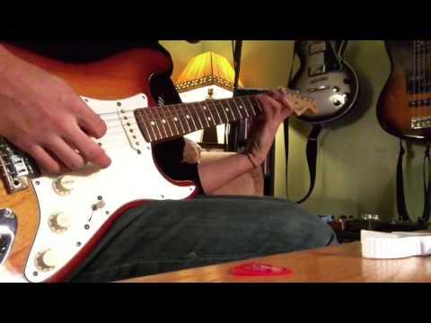 Big Sur Moon ( Buckethead ) Guitar Cover