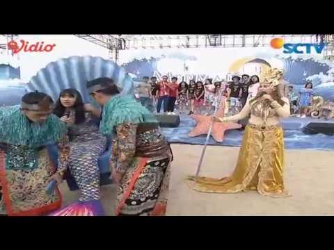 Reka Adegan Ariel dan Dewi Neptuna (MIL 2 Dunia The Launching)