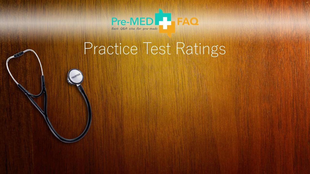 Which full length MCAT practice test are best | full length MCAT