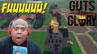 THIS GAME INTENSE AS F#%K!! [GUTS AND GLORY] [#02]