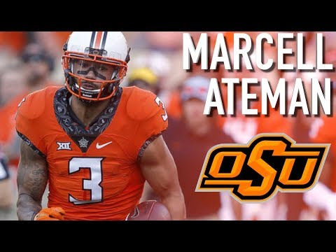 the latest 585a1 6aceb Marcell Ateman || Nation's Most Underrated Receiver ᴴᴰ ...
