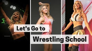How Do I Feel Before Every Match | Plus I'm Taking You to Wrestling School thumbnail