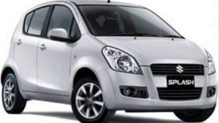 Suzuki Splash Mini-MPV 2012 Videos