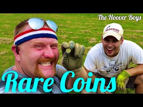 Metal Detecting Rare Coins, Bucket List Digs, AT Pro F75 NEL Coils #35