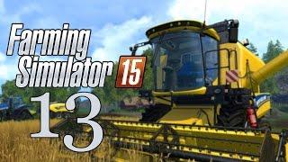 Let's Play Farming Simulator 15 - Part 13 - Ferguson Riots