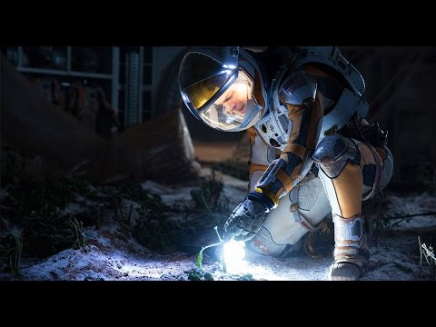 The Martian, The Walk, Macbeth and The Intern | The Guardian Film Show