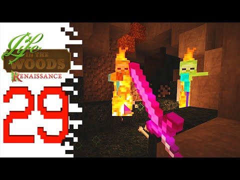 Life In The Woods: Renaissance - EP29 - Wandering (Minecraft)
