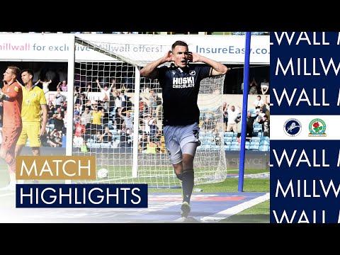 Millwall Blackburn Goals And Highlights