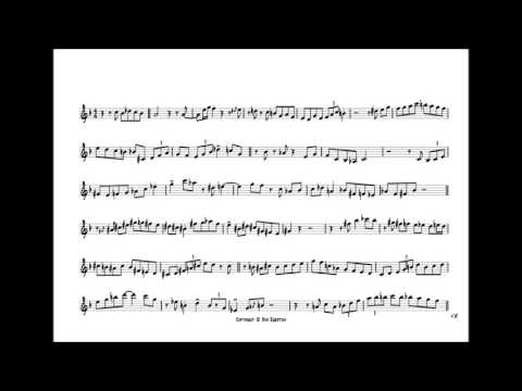 Tom Harrell 'Invitation' Trumpet Solo Transcription
