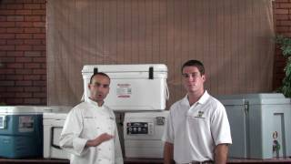 High End Cooler Test By Sportsmanguys.com™ -