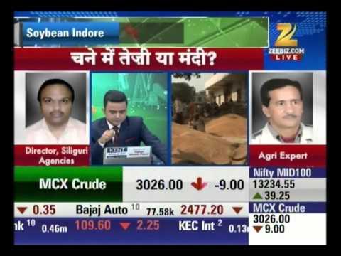 Statistics on NCDEX Chana : Mandi Live