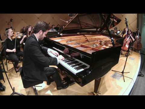 Piano Concerto No.  2 in C minor - Rachmaninoff, performed by Josh Condon