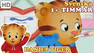 Daniel Tigers Kvarter - Komplett Episoder Sammanställning 2 -  1 HR + (HD - Svenska)