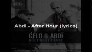 Abdi - After Hour (mit lyrics)