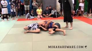 DGL 2 Runde S 2014 Mads Bjørn mikenta vs Ida Jacobsen Rumble Sports