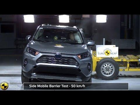 2020 Toyota RAV4 Crash Test - Euro NCAP