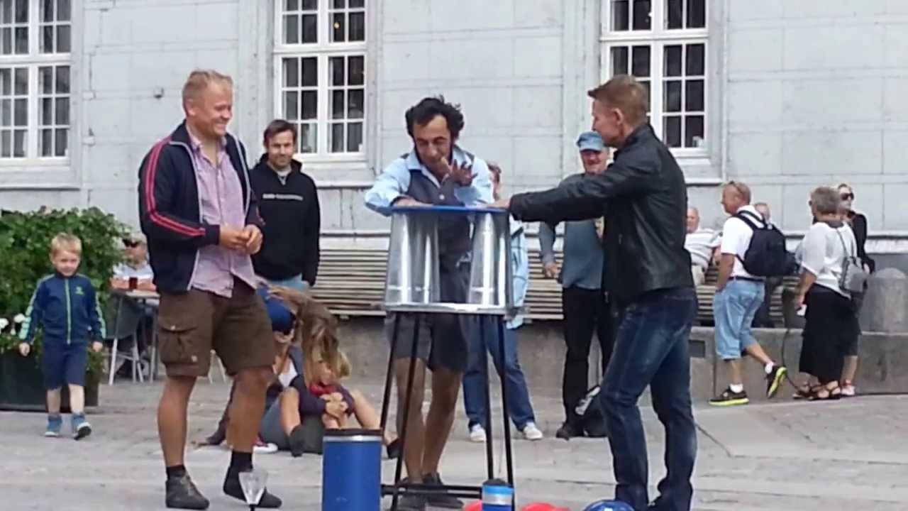 Spansk Gade komiker i Odense