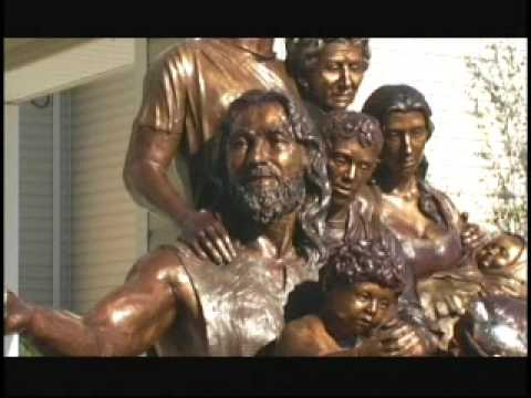 The Creation of a Bronze Sculpture