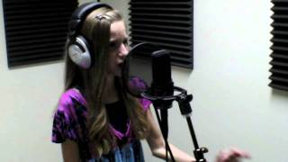 Jar of Hearts - Christina Perri -  cover by 11 yr old Madi :)