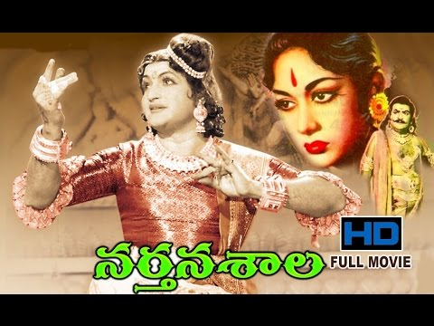Narthanasala | 1963 Telugu HD Full Movie | N. T. Rama Rao | Savitri | S.V.Ranga Rao | ETV Cinema