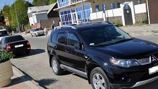 Mitsubishi Outlander XL 2007 год 160 000 т км пробега или 9 лет эксплуатации