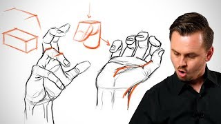 👉What Everyone Gets Wrong Drawing Hands - Critiques👈