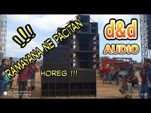SOUND BALAP RAMAYANA NE PACITAN D&D AUDIO HOREG. PACE SOUND FESTIVAL 2019 (Lap.auri)PACITAN