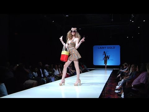 Lainy Gold Designs - Atlantic City Fashion Week RTW Spring 2018